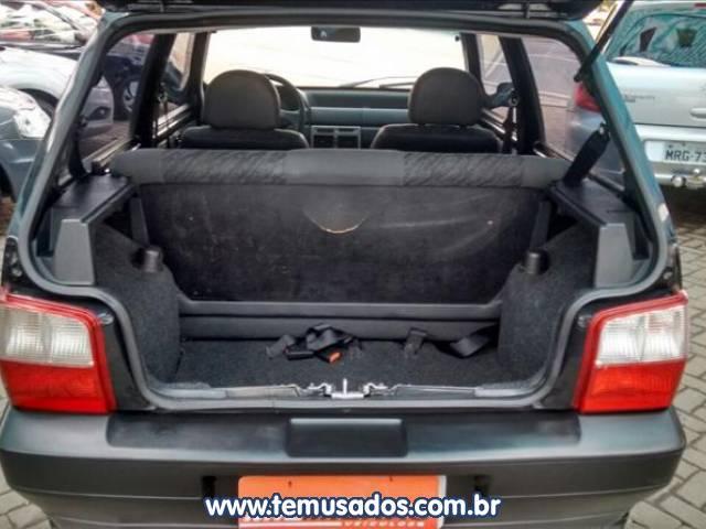 UNO Preto 2008 - FIAT - Campinas cód.661716 | Tem Usados on