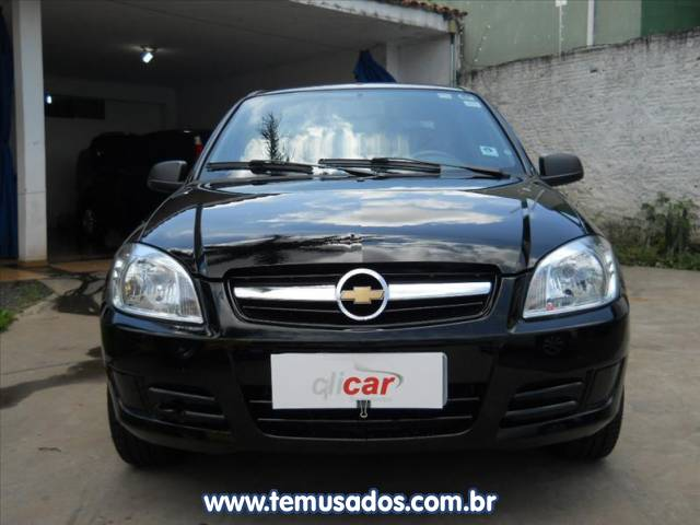 Prisma Preto 2009 - Chevrolet