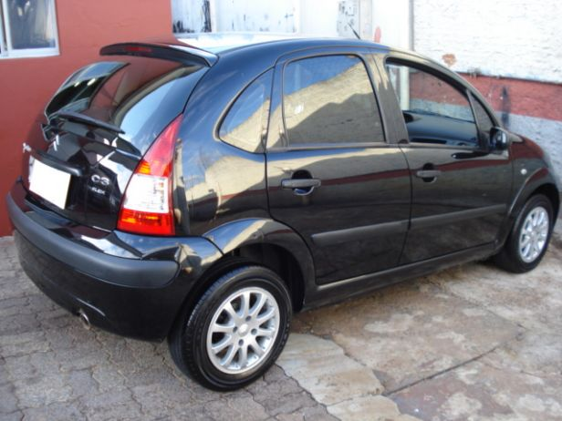C3 Preto 2008 - Citro U00cbn